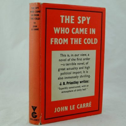 The Spy who came in from the Cold by John Le Carre 6th (2)