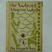 The Waves by Virginia Woolf 2nd impression
