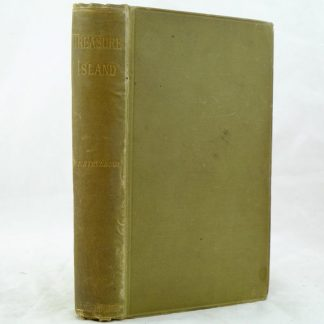 1st edition Treasure Island Robert Louis Stevenson 1st issue
