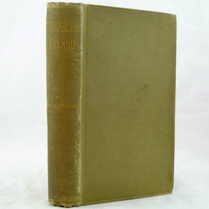1st edition Treasure Island Robert Louis Stevenson 1st issue (2)