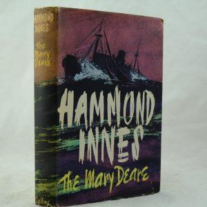 Hammond Innes The Mary Deare 1st dj