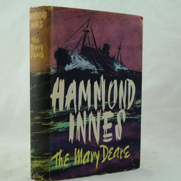 Hammond Innes The Mary Deare 1st dj (5)