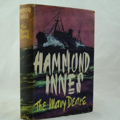 Hammond Innes The Mary Deare 1st dj (5)