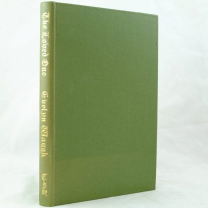 The Loved One glissine wrapper Evelyn Waugh Signed (1)