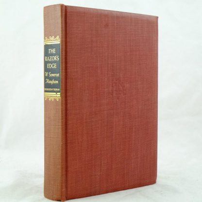 The Razor's Edge by W Somerset Maugham (8)