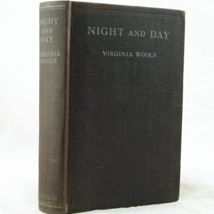 Night and Day from Virginia Woolf 1st edition rebound (5)