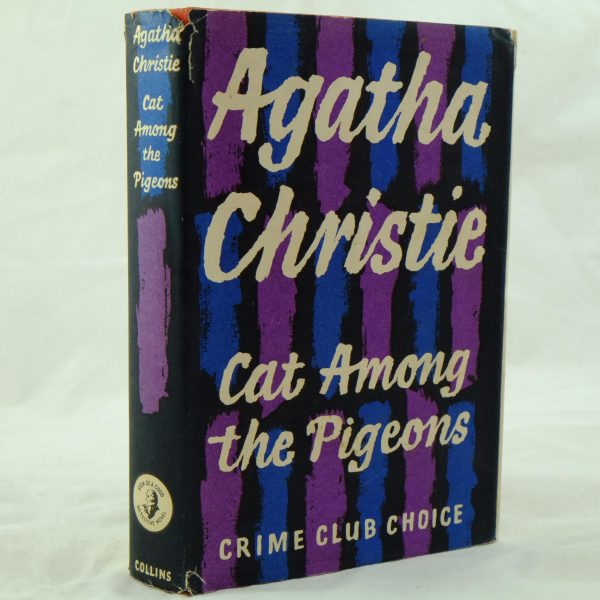 Cat Among the Pigeons by Agatha Christie (4)