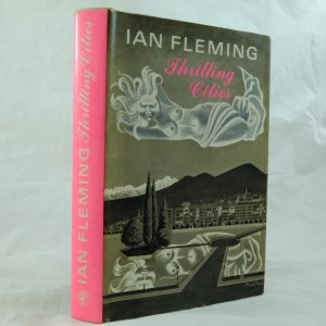 Ian Fleming Thrilling Cities with bright DJ
