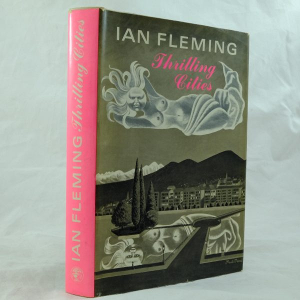 Ian Fleming Thrilling Cities with bright DJ (3)