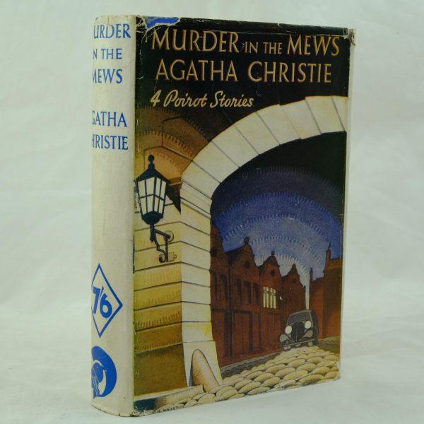 Murder in the Mews by Agatha Christie (6)