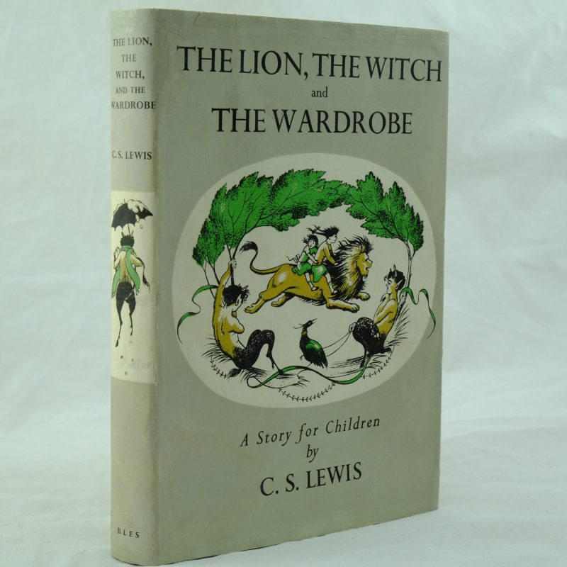 The Lion the Witch and the Wardrobe by C. S. Lewis