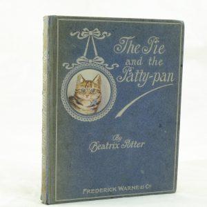The Pie and the Patty-Pan 1st Beatrix Potter