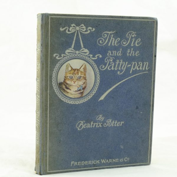 The Pie and the Patty-Pan 1st Beatrix Potter (3)