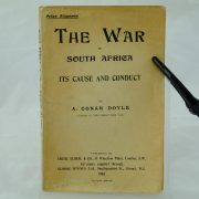 The War in South Africa by A. C. Doyle