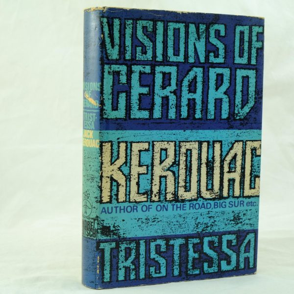 Visions of Gerard and Tristessa by Jack Kerouac (4)