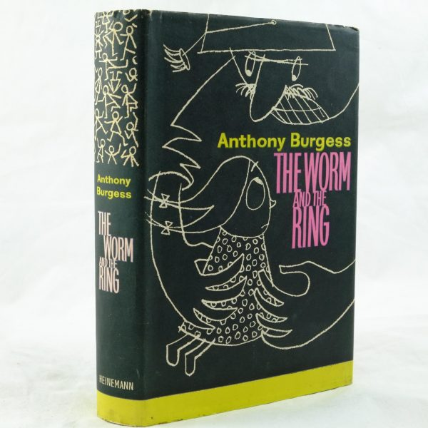 Anthony Burgess The Worm and The Ring (2)