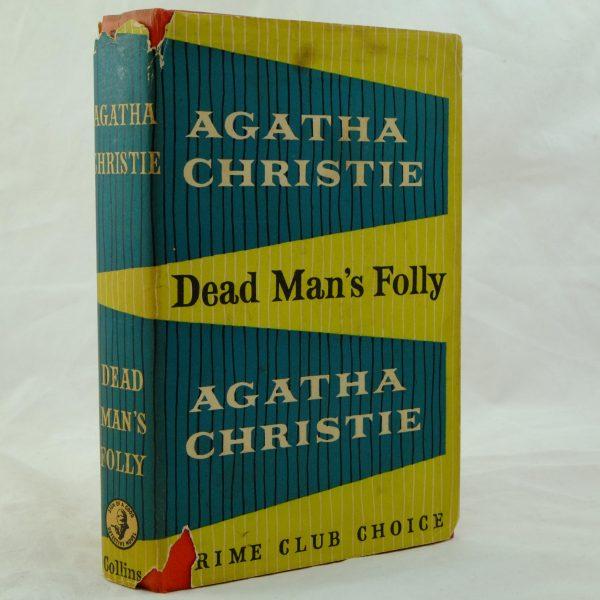 Dead Man's Folly by Agatha Christie (6)