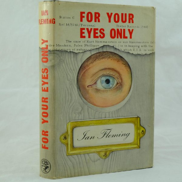 For Your Eyes Only by Ian Fleming DJ (1)