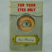 For Your Eyes Only by Ian Fleming DJ