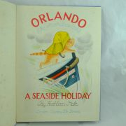 Orlando-A-Seaside-Holiday-Kathleen-Hale-first-edition-1952