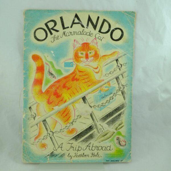 Orlando A Trip Abroad – Kathleen Hale 1942 (1)