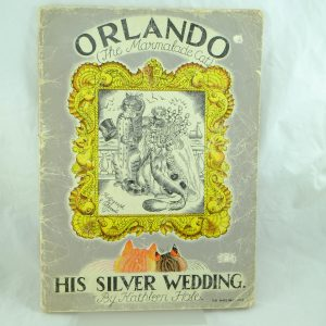 Orlando-His-Silver-Wedding-Kathleen-Hale-first-edition-1944