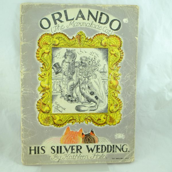 Orlando His Silver Wedding – Kathleen Hale first edition 1944 (1)