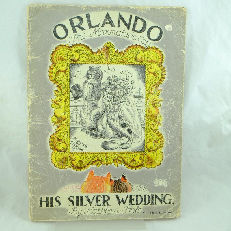 Orlando-His-Silver-Wedding-Kathleen-Hale-first-edition-1944