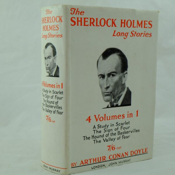 The Sherlock Holmes Long Stories by Arthur Conan Doyle (2)