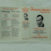The Sherlock Holmes Long Stories by Arthur Conan Doyle