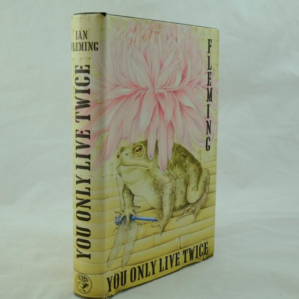You Only Live Twice by Ian Fleming  (2)