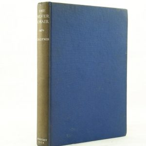 C. S. Lewis The Silver Chair first edition