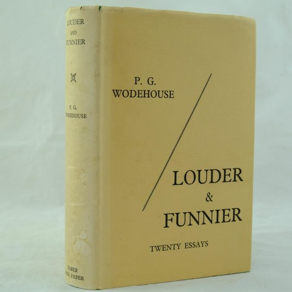 Louder and Funnier C S Lewis First edition