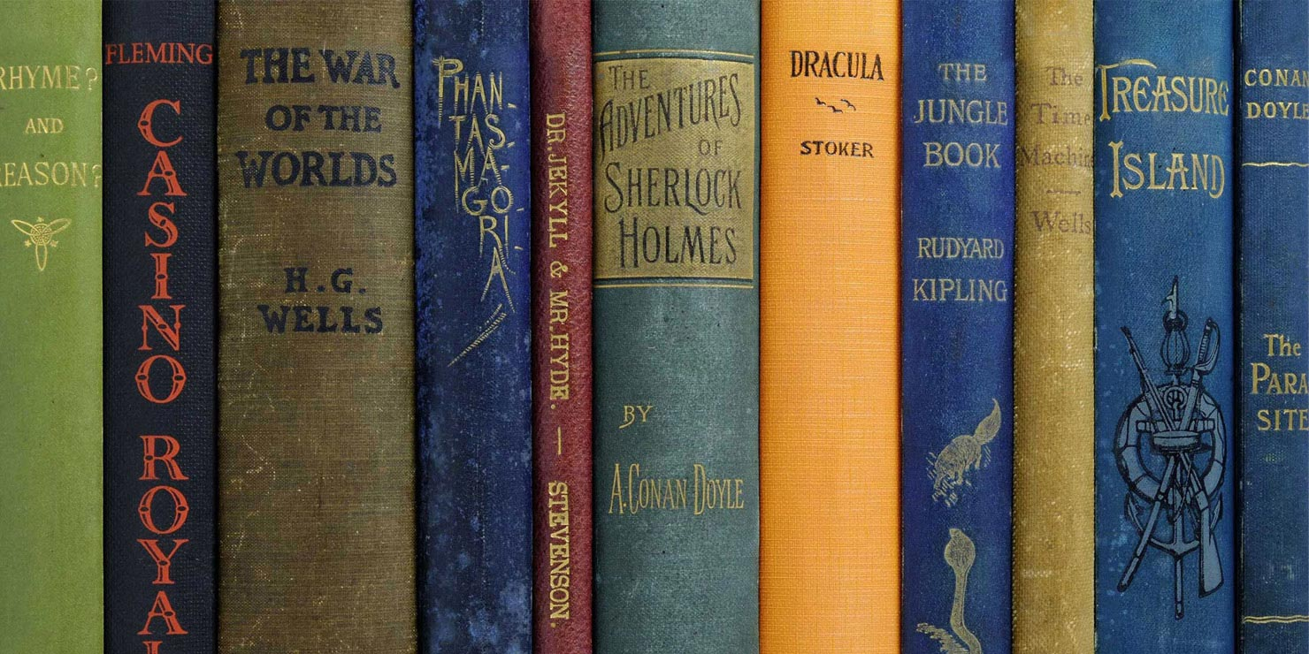 Rare and Antique Books - Free UK Delivery