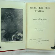 Round the Fire Stories - first edition Conan Doyle 6