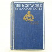 The Lost World by Arthur Conan Doyle 1st edition