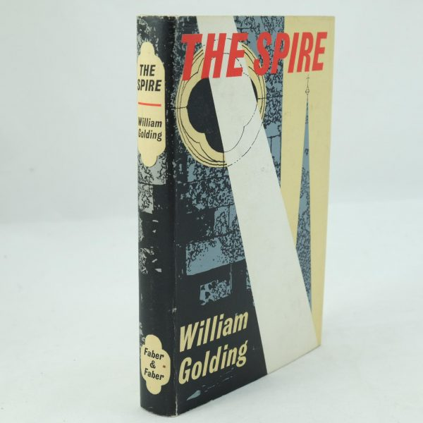 The Spire by William Golding (1)