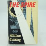 The Spire by William Golding (2) cover