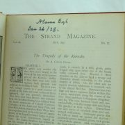 Tragedy of the Korosko, Sir Nigel signed Arthur Conan Doyle 4