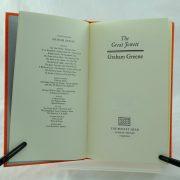 The Great Jowett by Graham Greene ltd edition