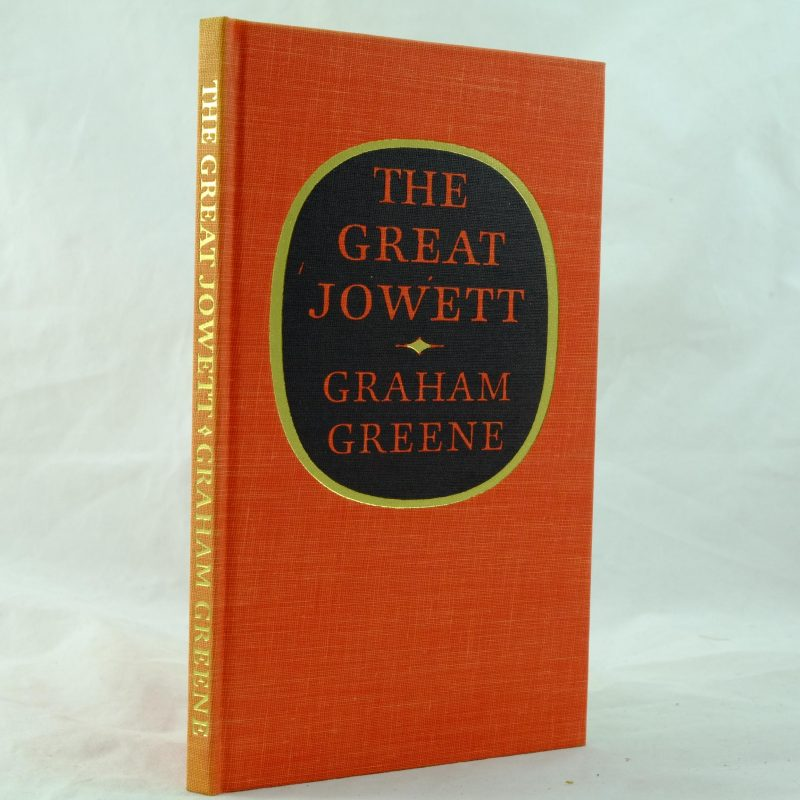 The Great Jowett by Graham Greene ltd edition