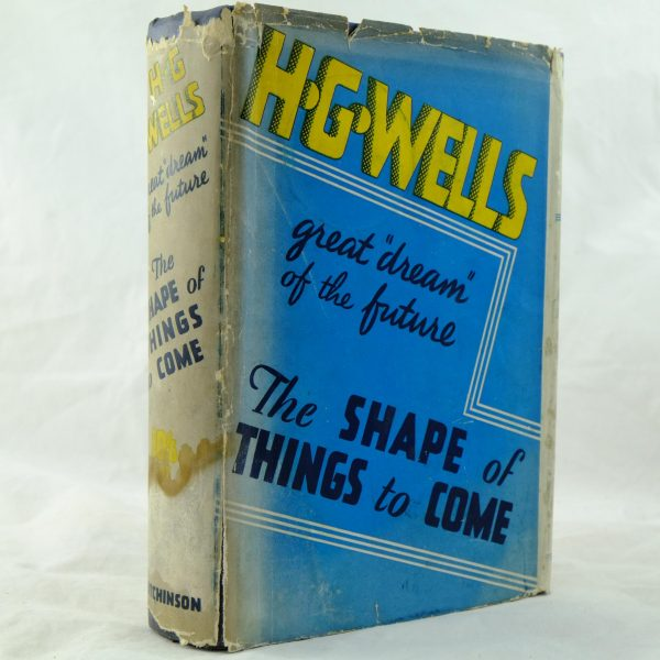 The Shape of Things to Come by H G Wells (6)