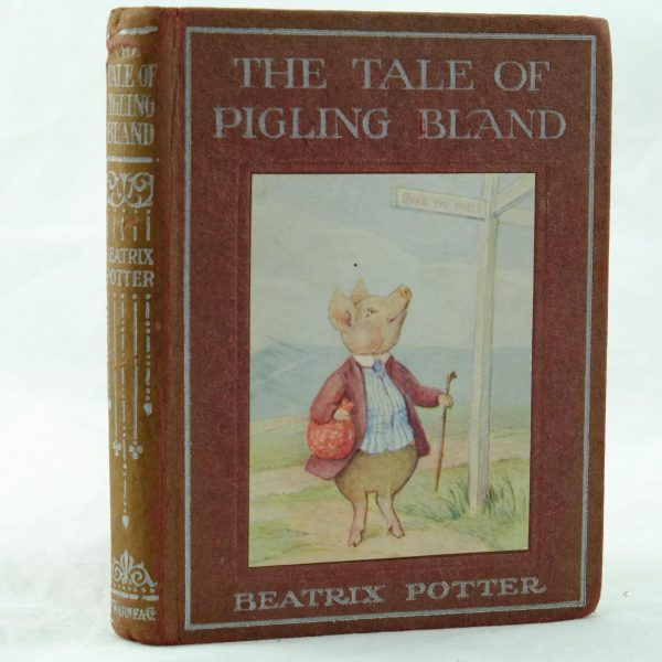 The Tale of Pigling Bland by Beatrix Potter 1st edition (1)