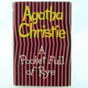 Agatha Christie A Pocket Full of Rye