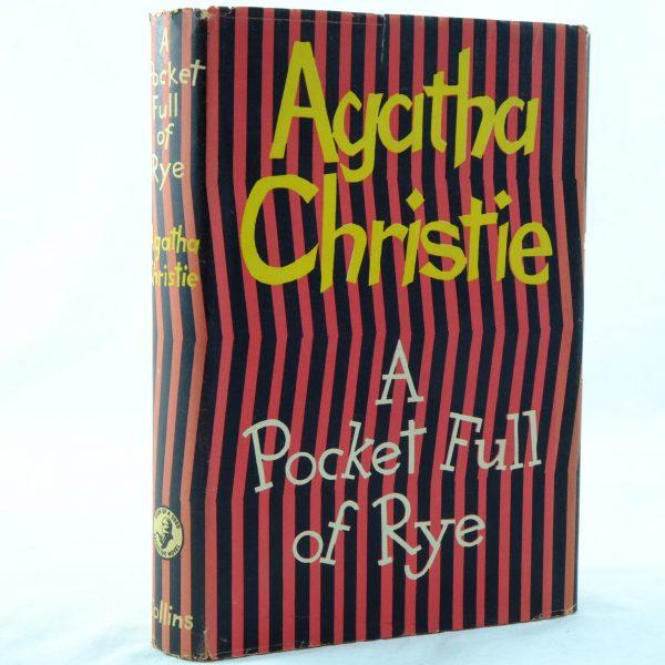 Agatha Christie A Pocket Full of Rye (7)