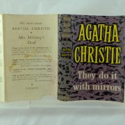 Agatha Christie They Do It with Mirrors 1st edition