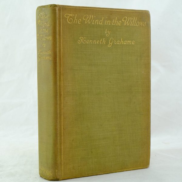 Kenneth Grahame Wind in the Willows American edition (2)