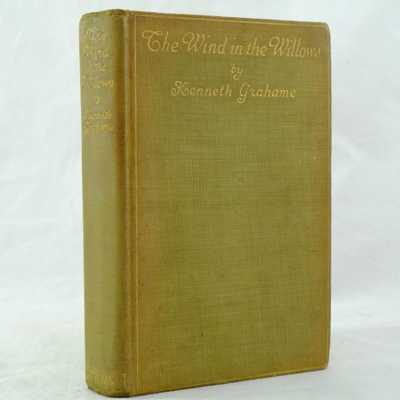 Kenneth Grahame Wind in the Willows American edition