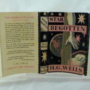 Star Begotten by H G Wells