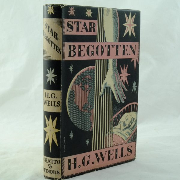 Star Begotten by H G Wells (5)